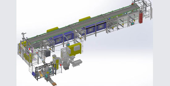 complete filling plant