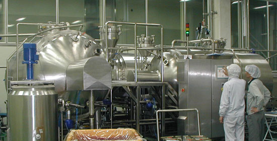 horizontal processing plant 2